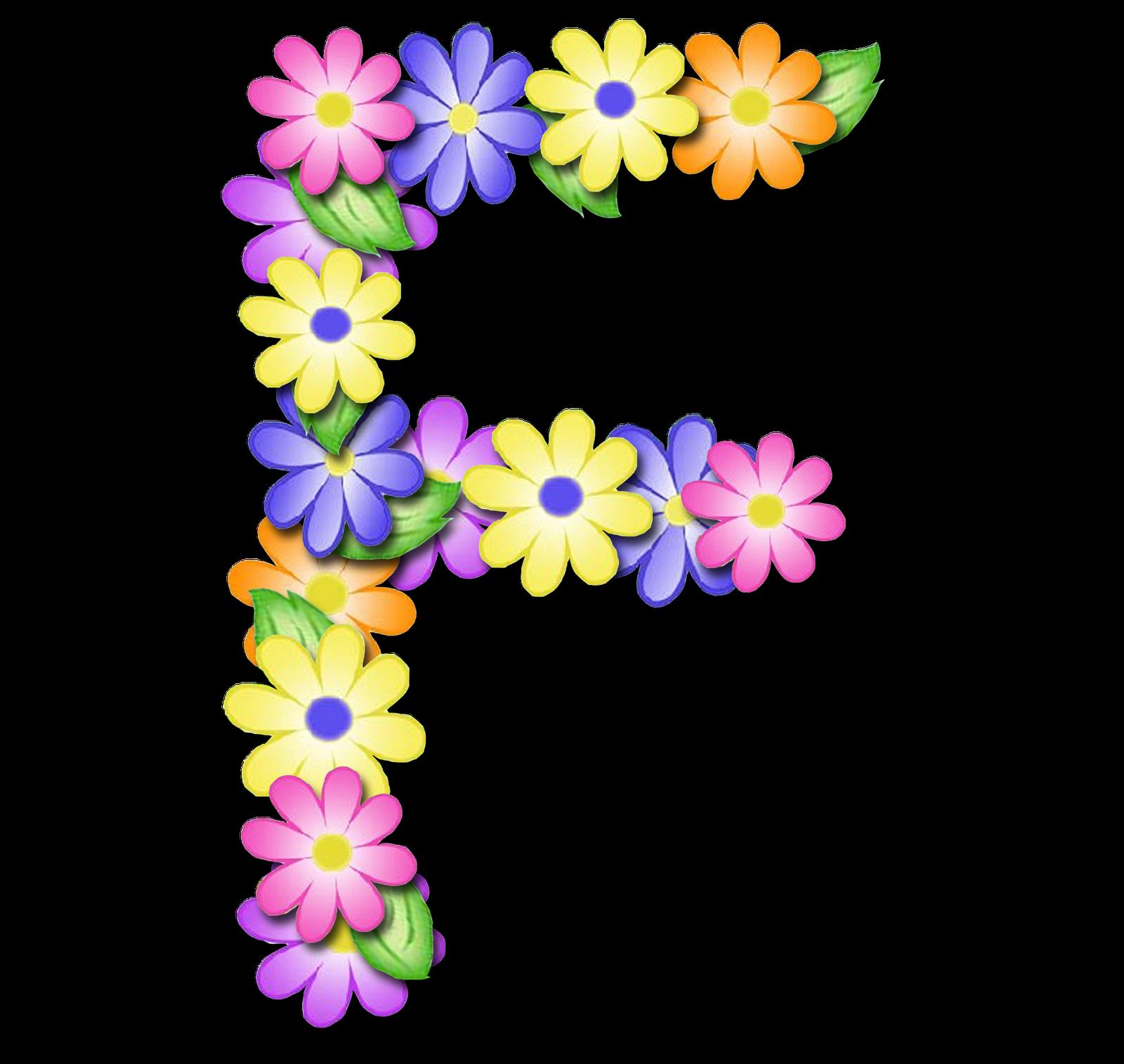صور الحروف الإنجليزية بأجمل الزهور والورود بخلفية شفافة بنج png وجودة عالية للمصممين :: إبحث عن حروف إسمك بالإنجليزية F