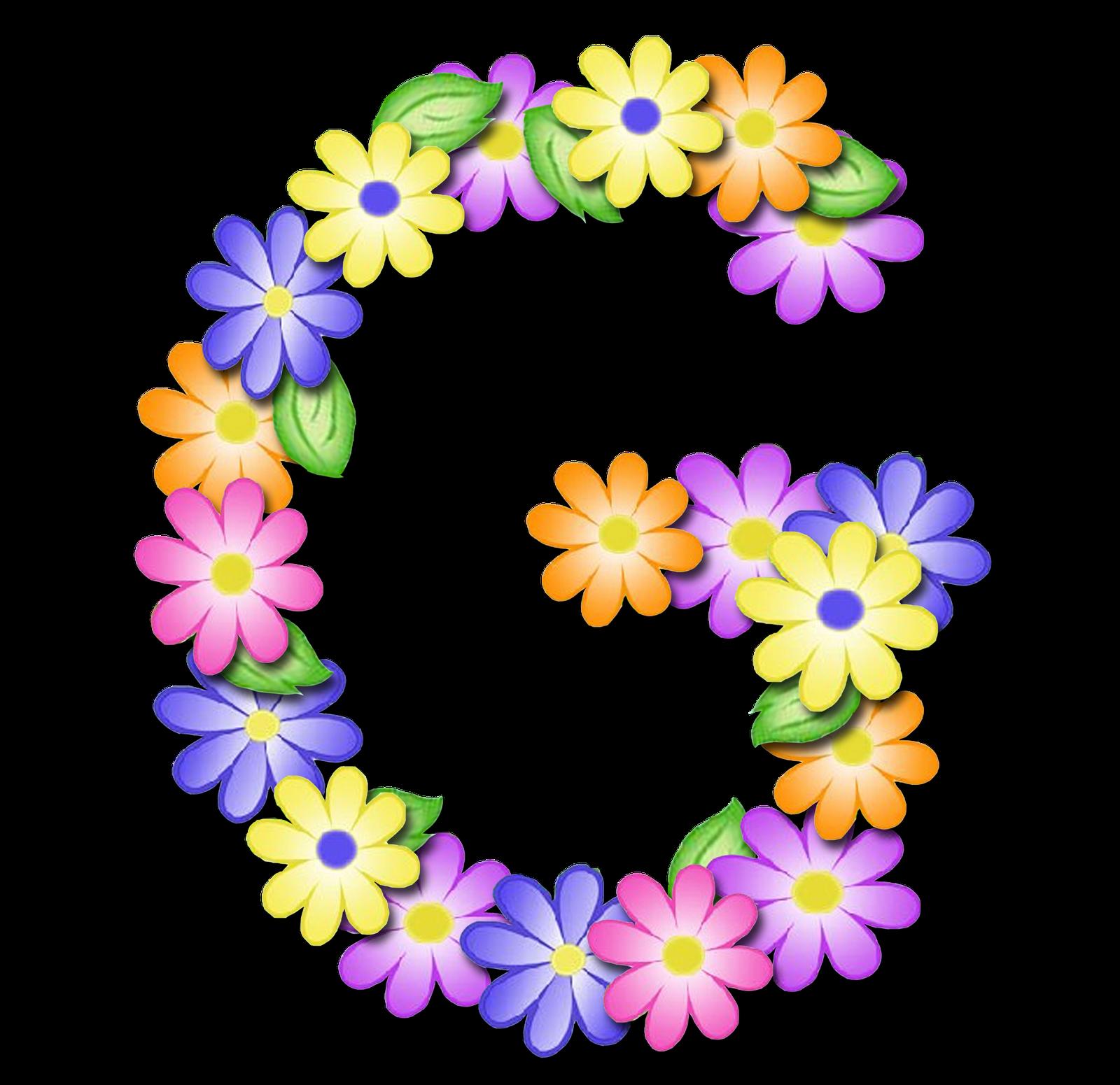 صور الحروف الإنجليزية بأجمل الزهور والورود بخلفية شفافة بنج png وجودة عالية للمصممين :: إبحث عن حروف إسمك بالإنجليزية G
